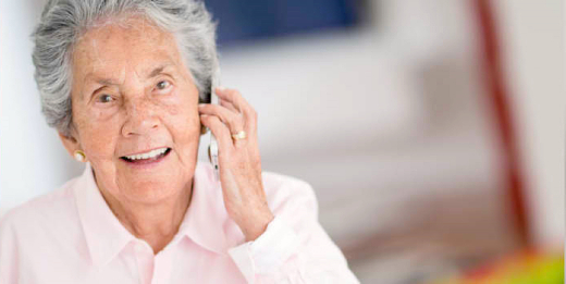 Staying Connected with Senior Loved Ones